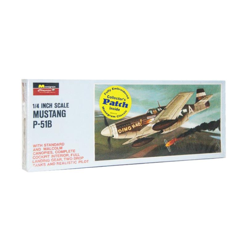 Monogram - Mustang P-51B