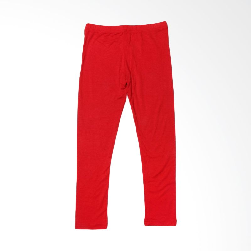 PMC Long Legging Red