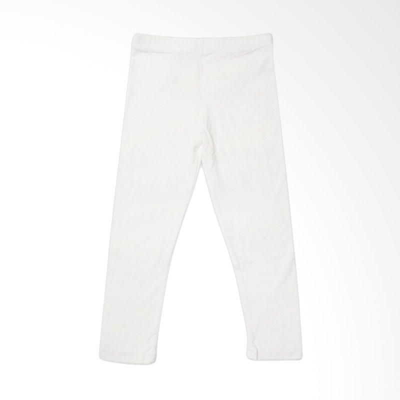 PMC Long Legging White