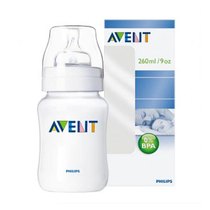 Philips Avent 1 Feeding Bottle PP 260 ml