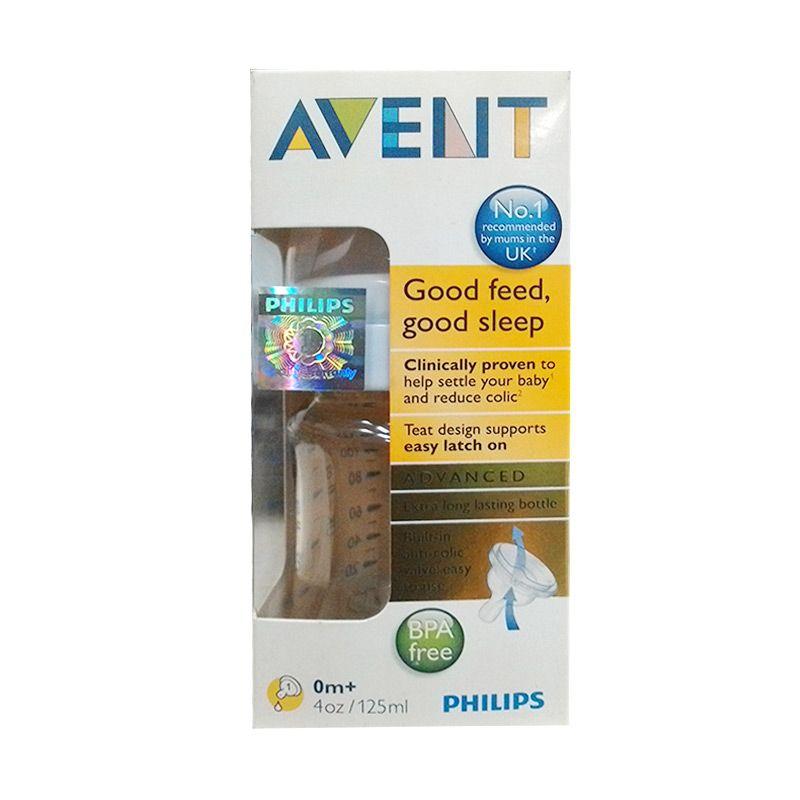 Philips Avent Feeding Bottles PES 125 mL