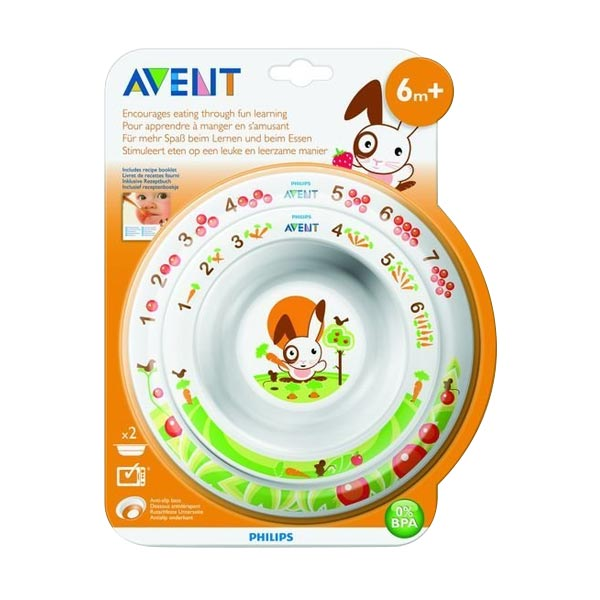 Philips Avent Baby Small Bowl [6m+]