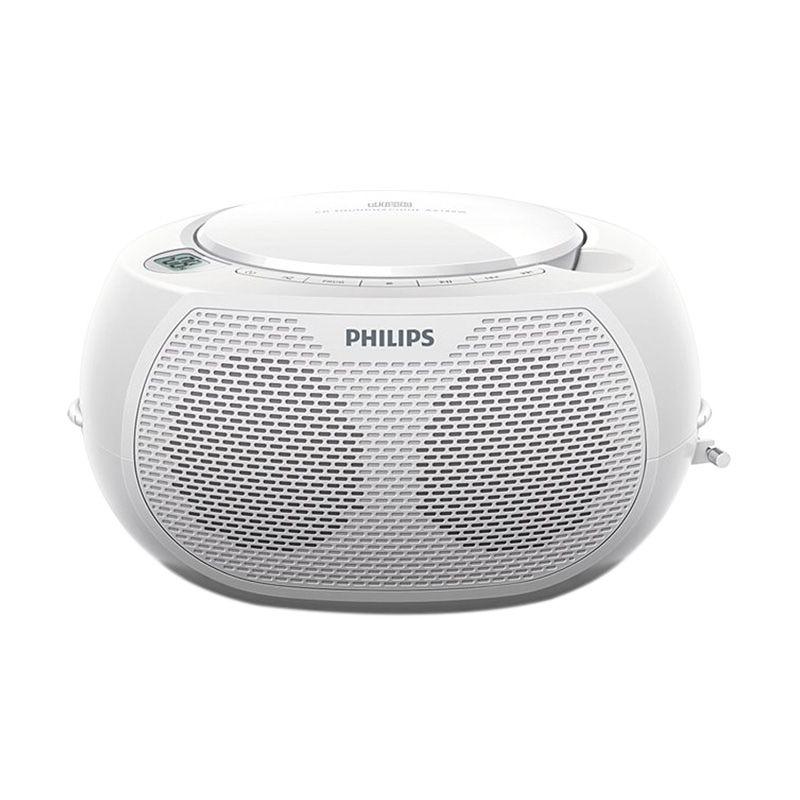 Philips AZ100W Boombox