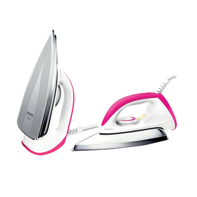 Jual Philips HD 1173 80 Pink Setrika Online - Harga & Kualitas Terjamin | Blibli.com
