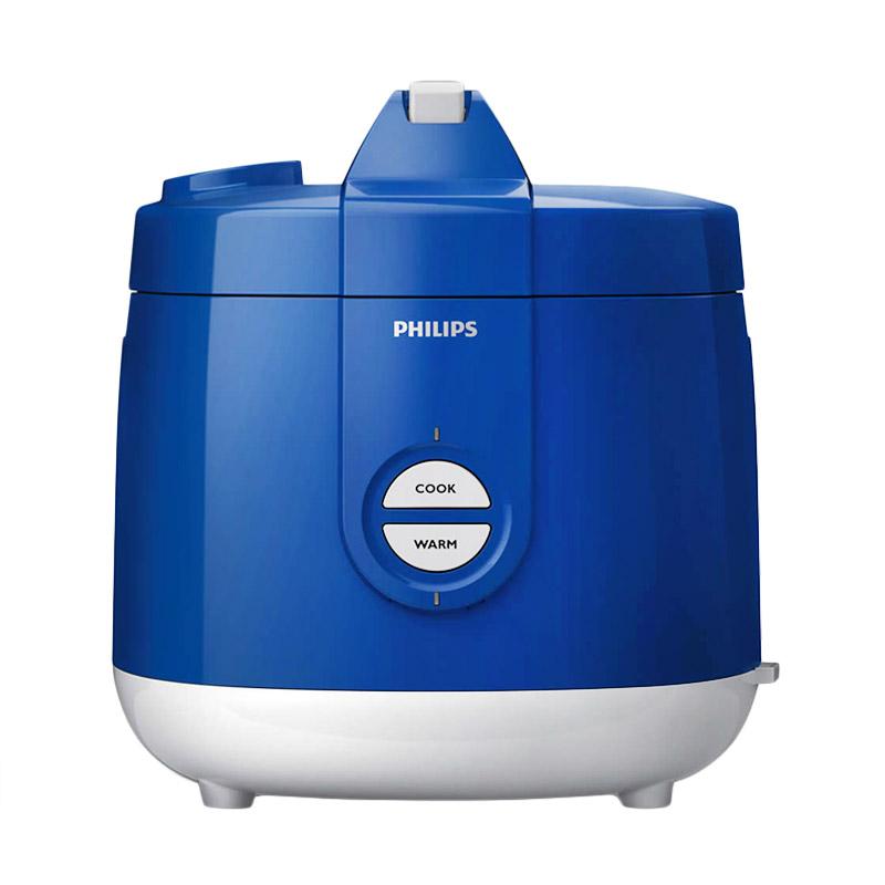 Philips HD-3127/31 Biru Rice Cooker