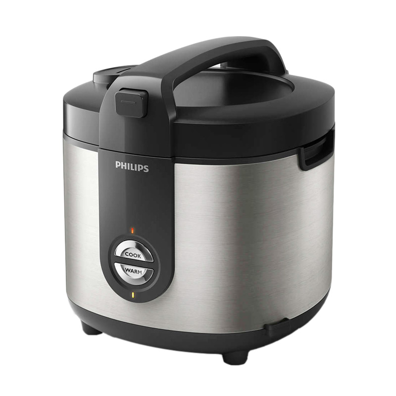 Philips HD-3128 Stainless Steel Rice Cooker