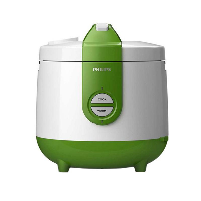 Philips HD3118 - 30 Rice Cooker - Hijau Rumput