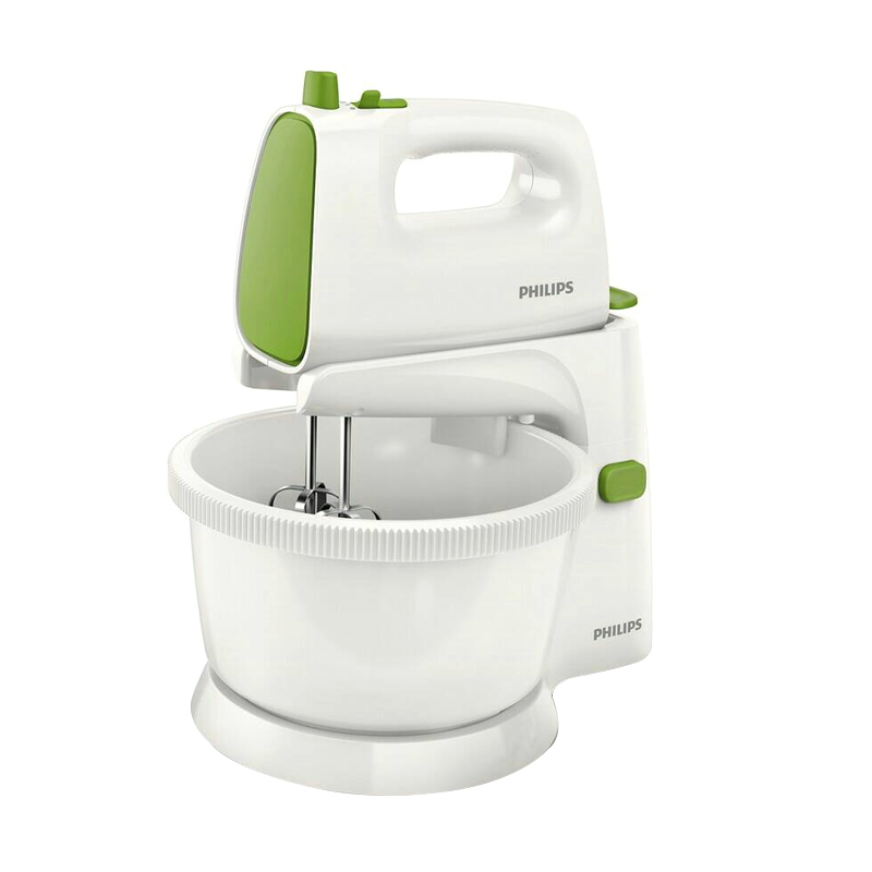 PHILIPS HR 1559 Bowl Stand Mixer - Hijau