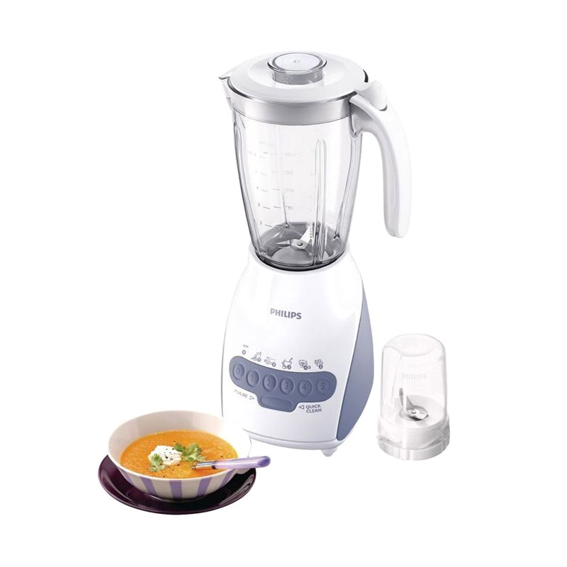 PHILIPS HR 2116 Blender [2L/Dry Mill/Kaca]