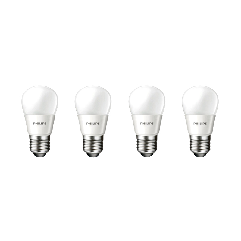 harga Philips Lampu LED [10.5 W/ 85 W/ 4 pcs] Blibli.com
