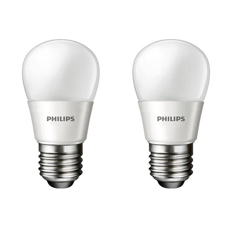 Jual Lampu LED Philips Putih Bohlam 3w 3watt 3 W 3 Watt