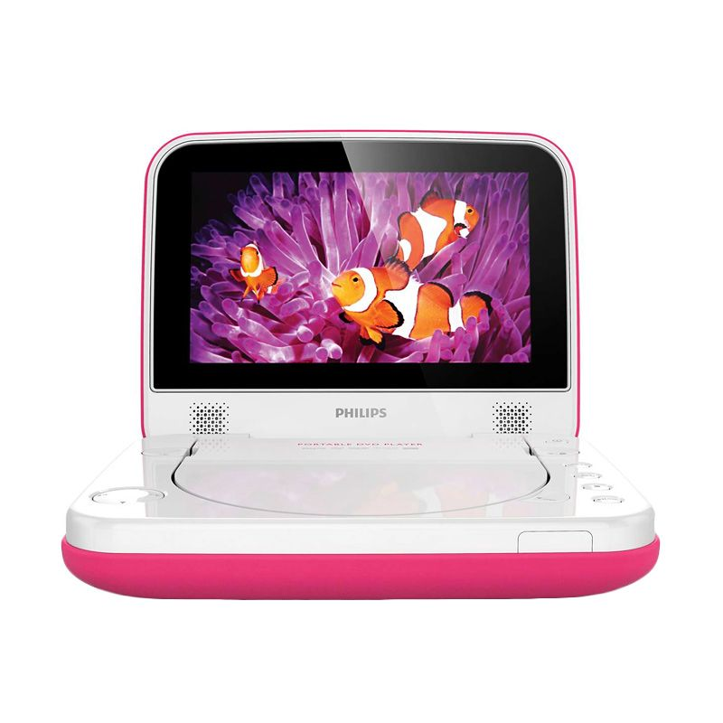 harga Philips PD7006P Portable DVD Player Blibli.com