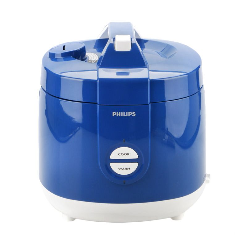 Philips Rice Cooker HD 3127 Biru Rice Cooker