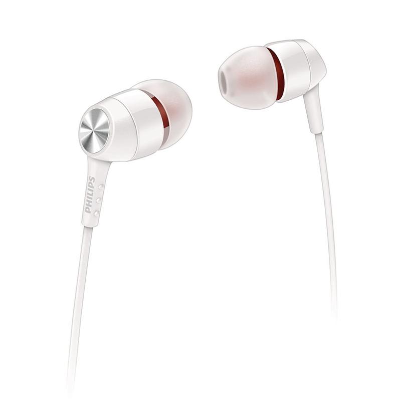 harga Philips SHE 7000WT/98 In Ear Headphone Blibli.com