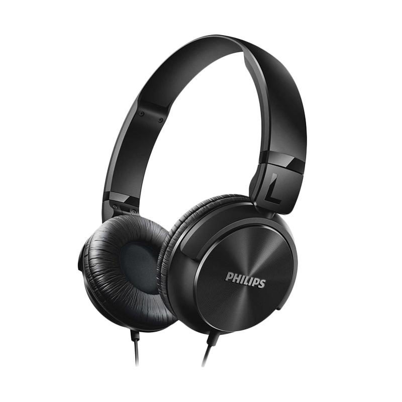 harga Philips SHL 3060 Headphone - Black Blibli.com