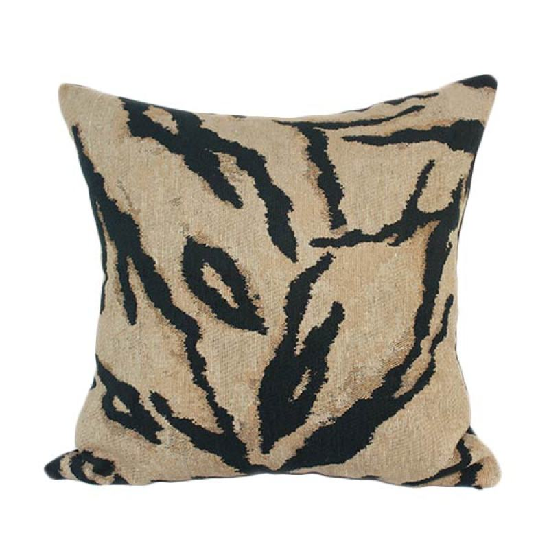 Philo Interior Tiger Print Cushion Cover