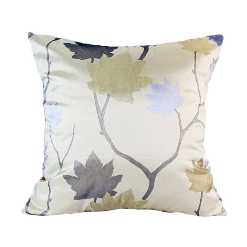 Philo-Yellow Ivy cushion cover