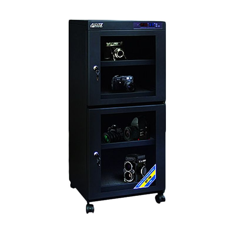 AILITE Hitam Dry Cabinet for Camera [150 L]
