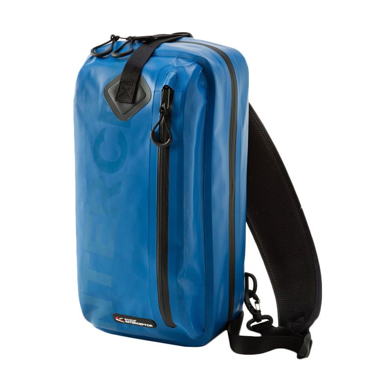 Aosta Interceptor One Shoulder Biru Tas Kamera
