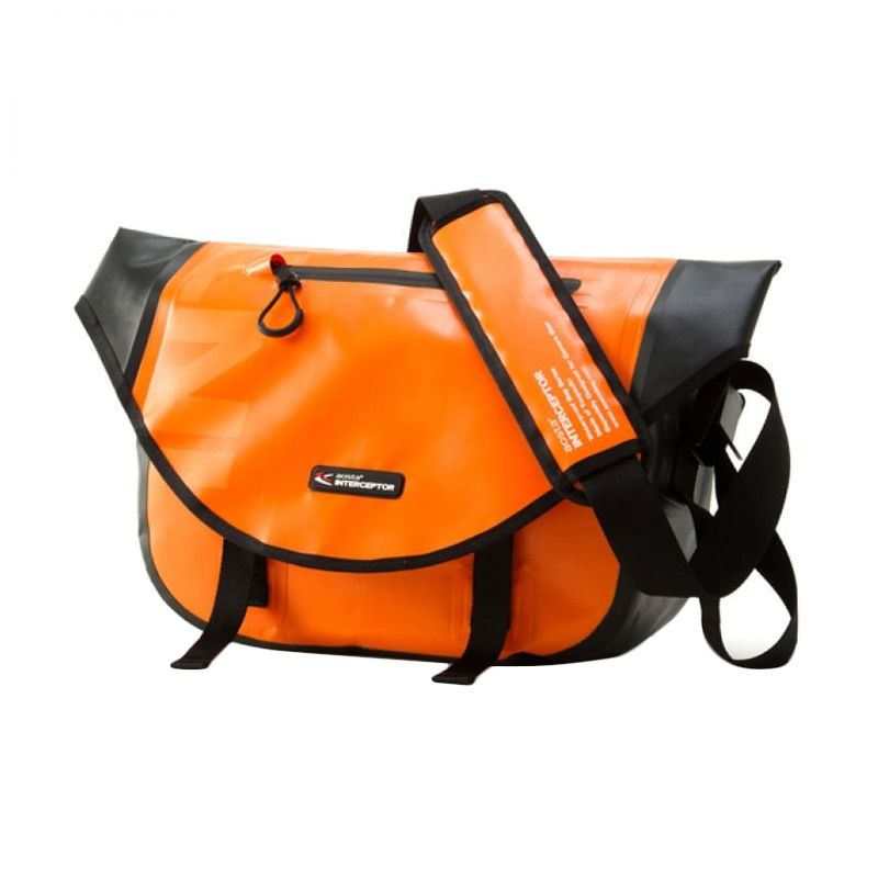 Aosta Interceptor Orange Tas Kamera [S]