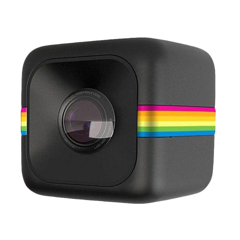 Polaroid Cube Hitam Action Camera