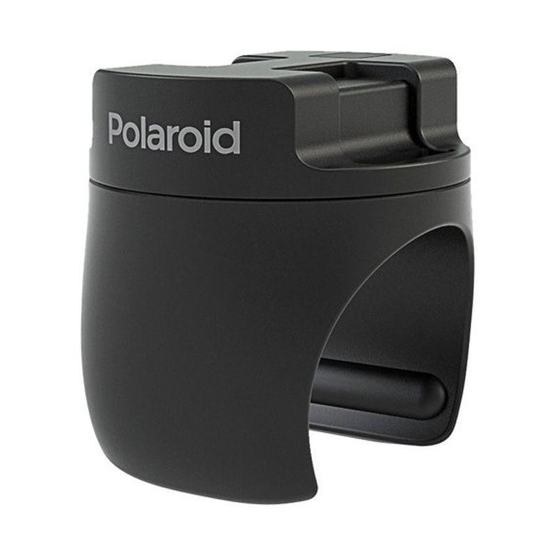 Polaroid Cube Hitam Bike Mount