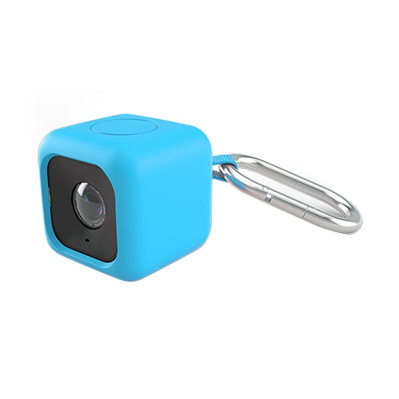 Polaroid Biru Silicone Casing for Polaroid Cube