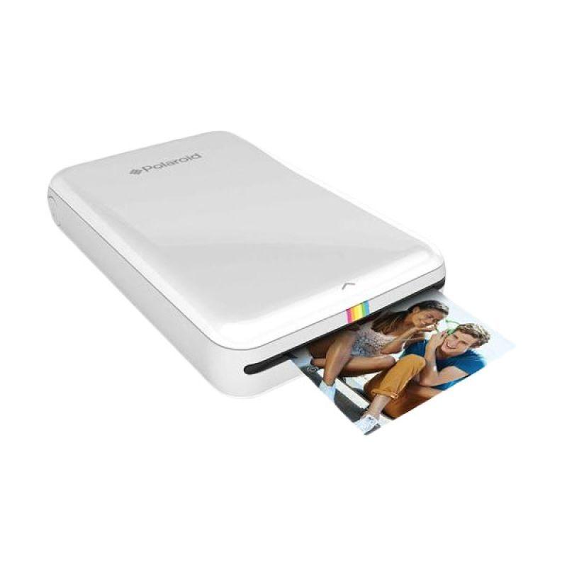 harga Polaroid Zip Putih Mobile Printer Blibli.com