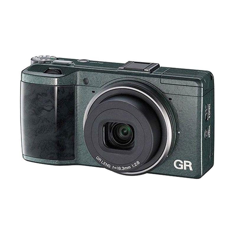 Ricoh GR Limited Edition Kamera Pocket