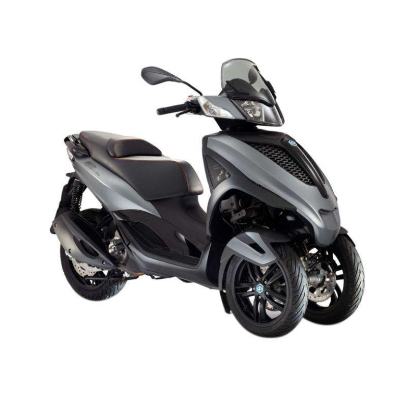 Vespa MP3 300 Yourban Grey Sepeda Motor [Jakarta]