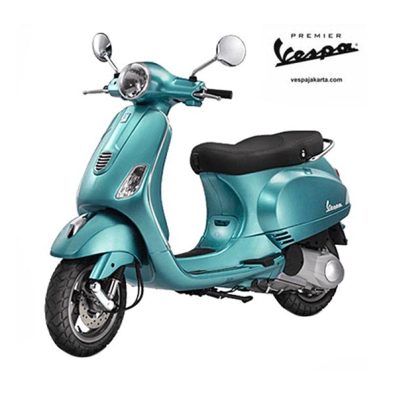 VESPA LX 150 3V IE Tosca Sepeda Motor OTR Tangerang
