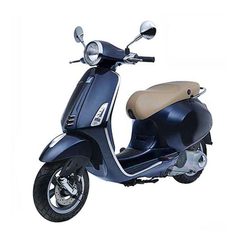 VESPA PRIMAVERA 150 3V I.E (Midnight Blue) Sepeda Motor OTR Depok