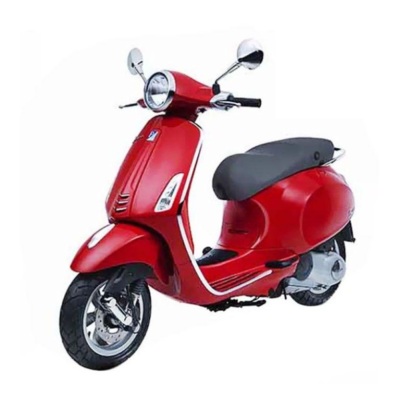VESPA PRIMAVERA 150 3V I.E (Red) Sepeda Motor OTR Tangerang