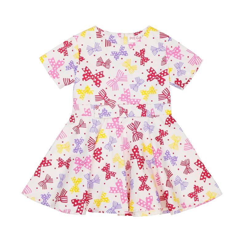 Piega Kidswear Ribbon Dress Anak