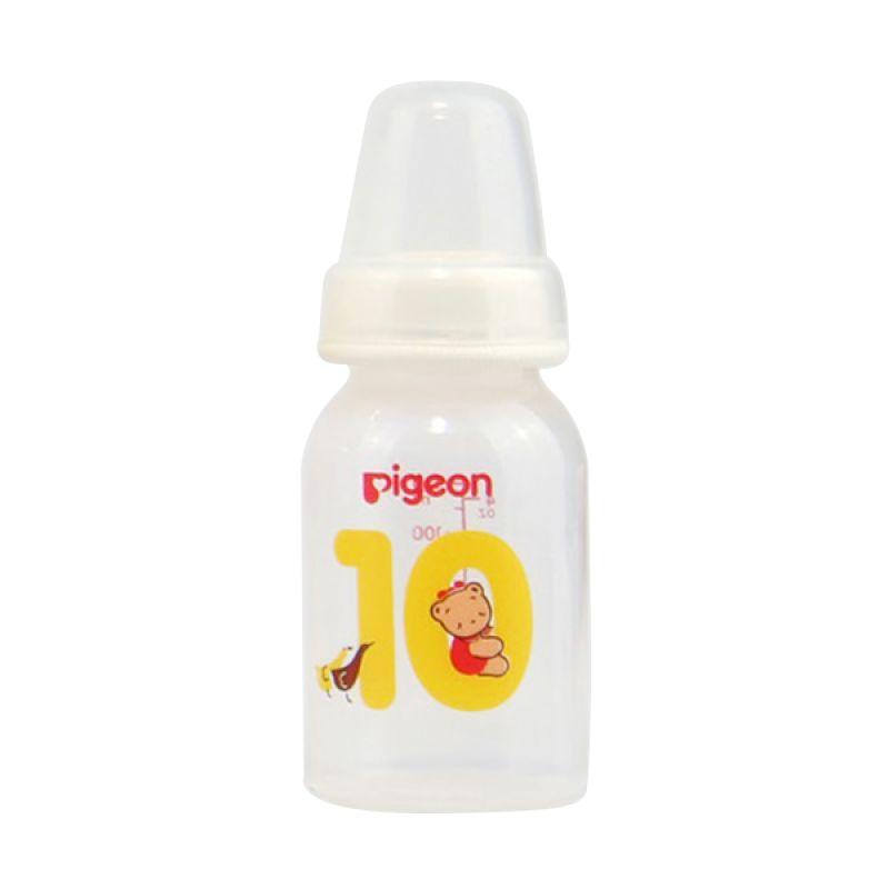Pigeon Botol PP RP Coro Angka 10 W/S-Type PR010357 Nipple [120 mL]