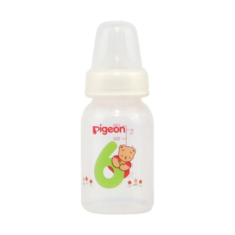 Pigeon Botol PP RP Coro Angka 6 W/S-Type PR010353 Nipple [120 mL]