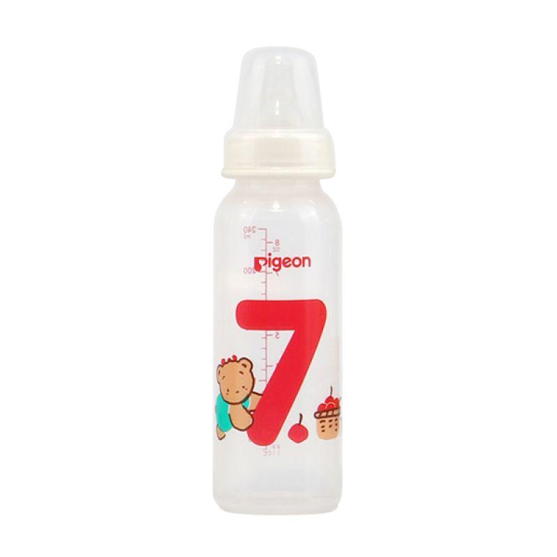 Pigeon Botol PP RP Coro Angka 7 W/S-Type PR010383 Nipple [240 mL]