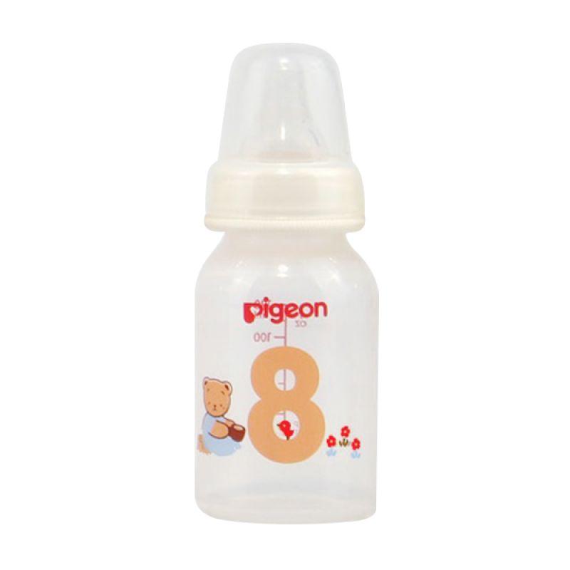 Pigeon Botol PP RP Coro Angka 8 W/S-Type PR010355 Nipple [120 mL]