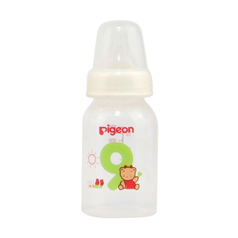 Pigeon Botol PP RP Coro Angka 9 W/S-Type PR010356 Nipple [120 mL]