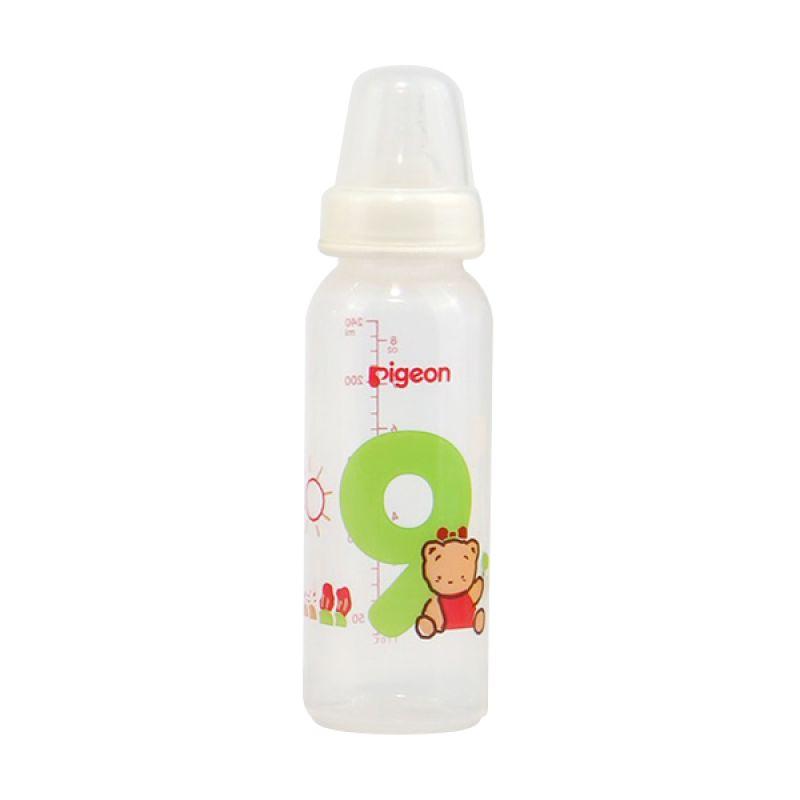 Pigeon Botol PP RP Coro Angka 9 W/S-Type PR010385 Nipple [240 mL]