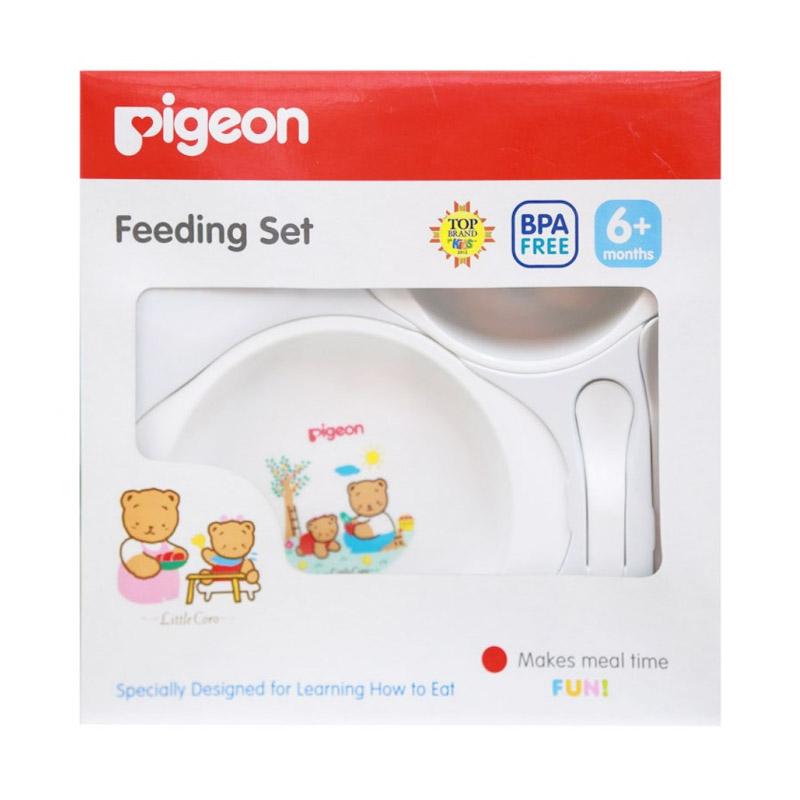 Jual Pigeon BPA Free Feeding Set Mini 6m+ Online - Harga   Kualitas ... acc59c6b1a