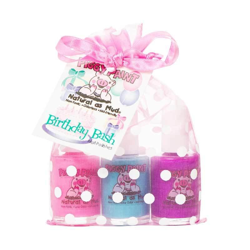 Piggy Paint Birthday Bash - Kutek Anak