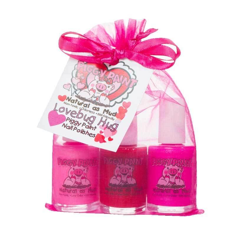 Piggy Paint Lovebug Hug - Kutek Anak