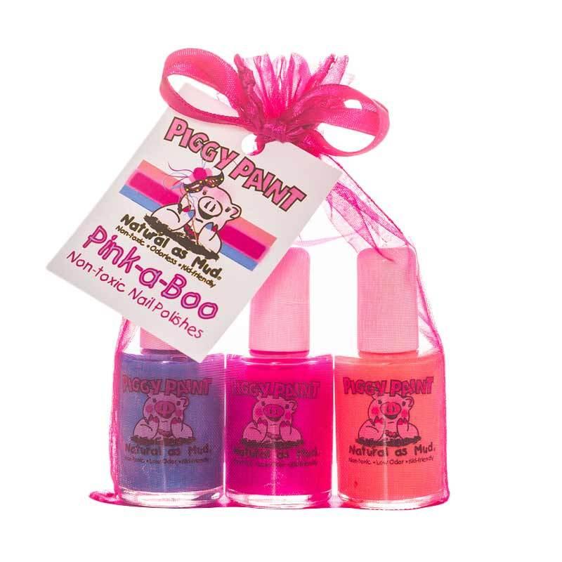 Piggy Paint Pink-a-Boo - Kutek Anak