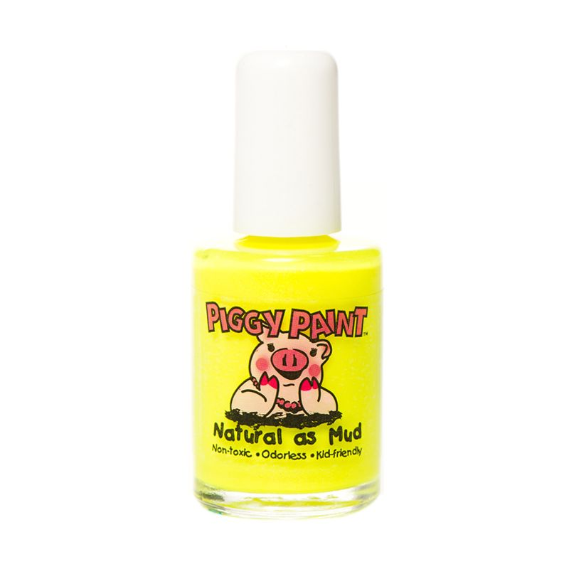 Piggy Paint Solar Power Neon Yellow Kutek