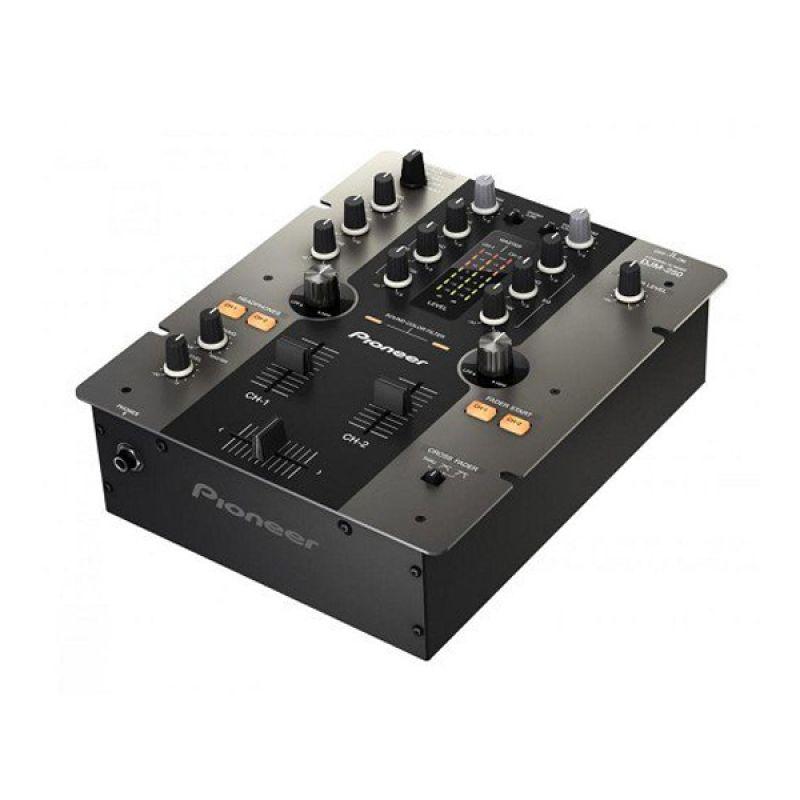 harga Pioneer DJM-250 DJ Mixer Perlengkapan DJ Blibli.com