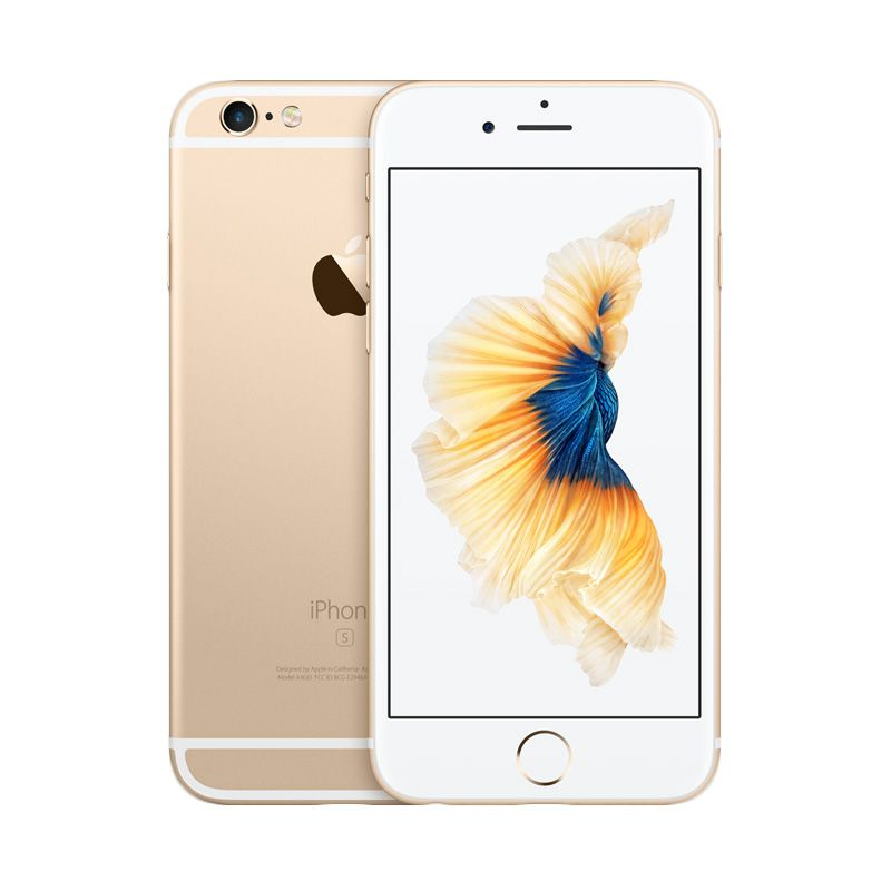 Apple iPhone 6S Plus 64GB Gold Smartphone