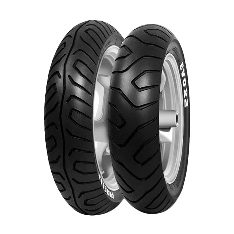 Black Friday - Pirelli EVO 120/70 R13 EVO21 Ban Motor