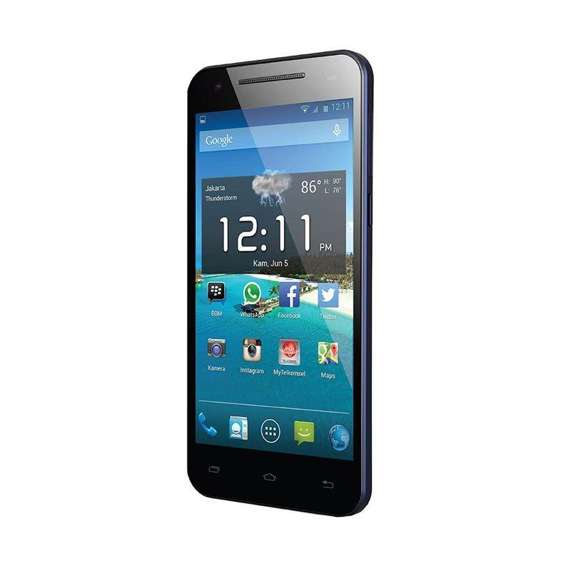 Pixcom Oddyssey Hitam Smartphone