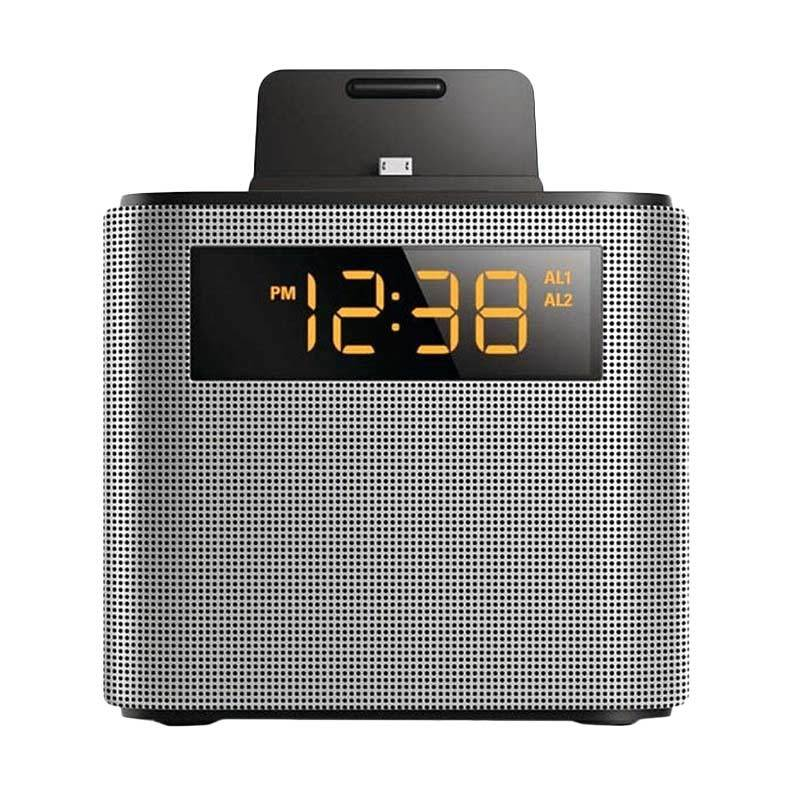 harga Kamis Ganteng - Philips Bluetooth AJT3300 Radio Jam Blibli.com